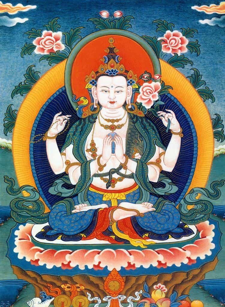 Любовь… глазами буддийского монаха